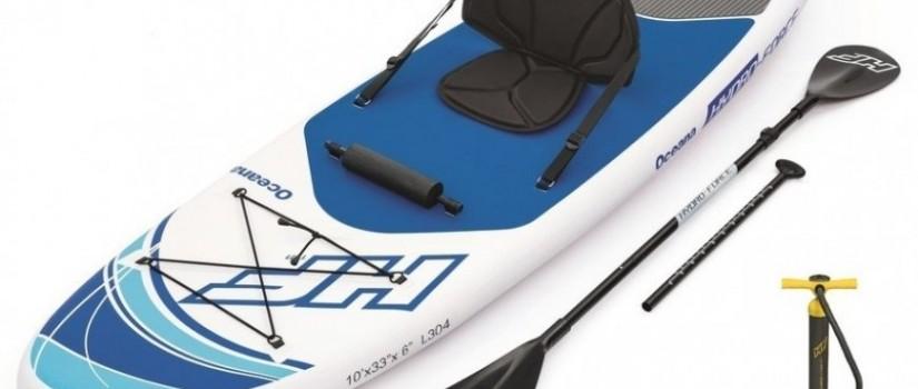 Požičovňa paddleboardov na Liptove